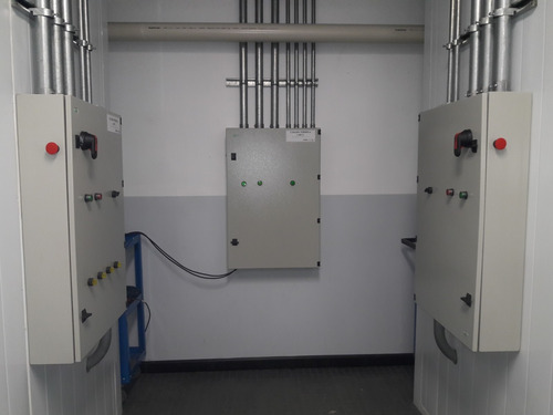 clases de instalaciones eléctricas industriales