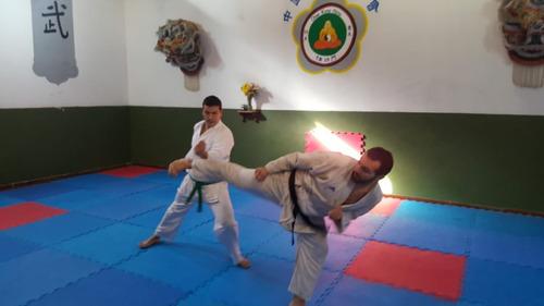 clases de karate para niños y adultos floresta