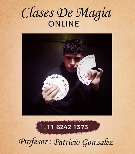 clases de magia - online