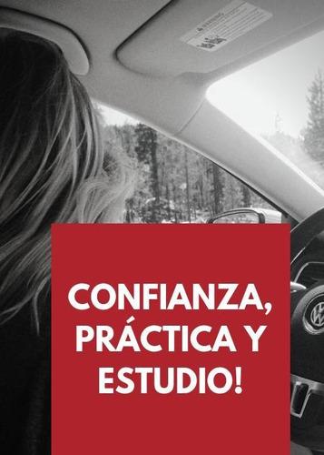 clases de manejo aprende a conducir