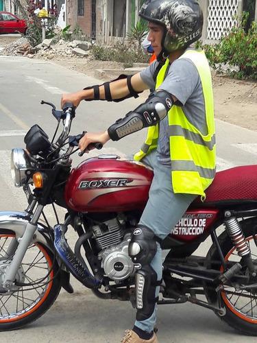 clases de manejo de motos brevete aprende a manejar moto ya