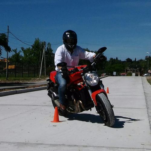 clases  de manejo  para motos
