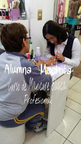 clases de manicure, pedicure, diseño,uñas acrilicas, gel, 3d