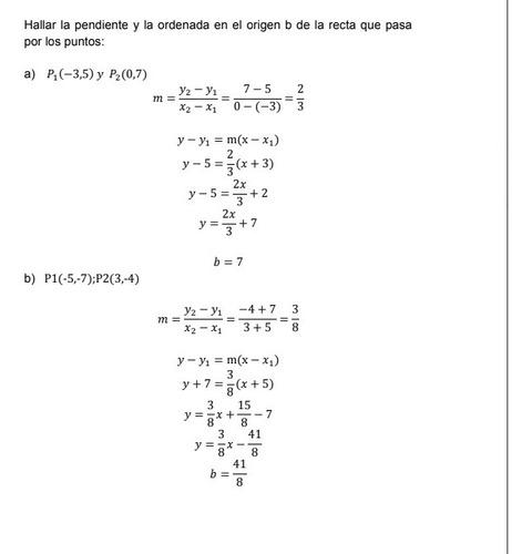 clases de matemática y física