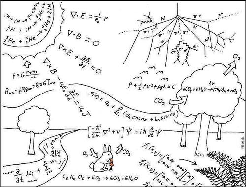 clases de matemáticas, física y astronomía