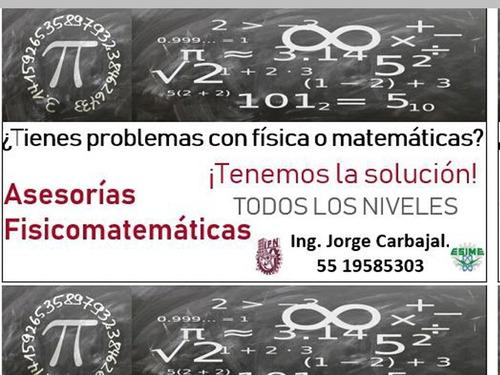 clases de matemáticas, física, y programación c/c++ etc...