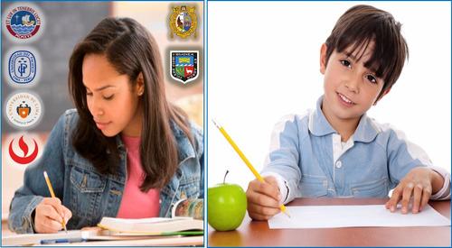 clases de matemáticas y letras a domicilio en todos los nive