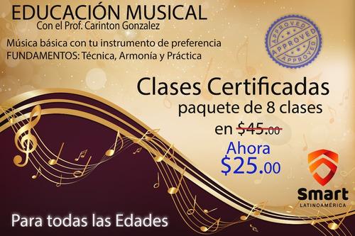 clases de música 092428184