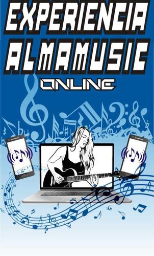 clases de musica almamusic online
