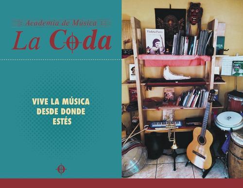 clases de música online diversos instrumentos y cursos