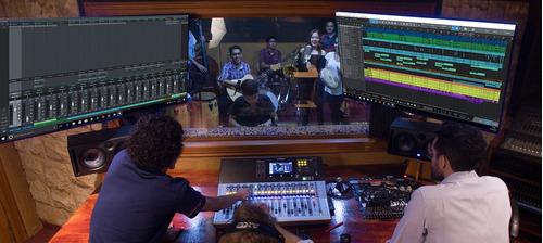 clases de música y producción musical (promoción)