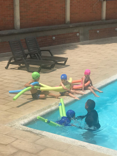 clases de natación particulares a domicilio