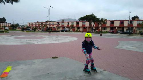clases de patinaje