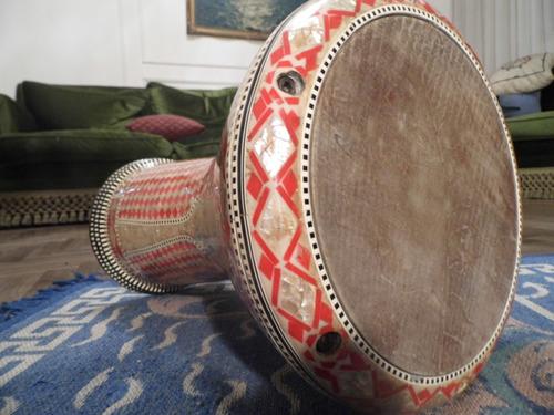 clases de percusion arabe derbake musica bellydance