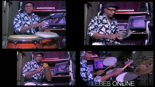 clases de percusión online