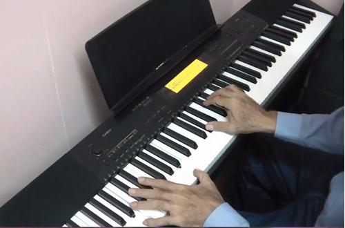 clases de piano, guitarra, organo e.