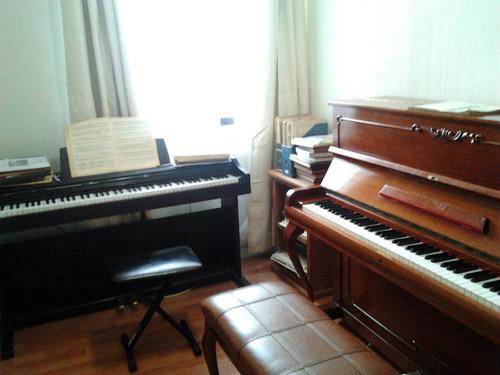 clases de piano o teclado personalizadas