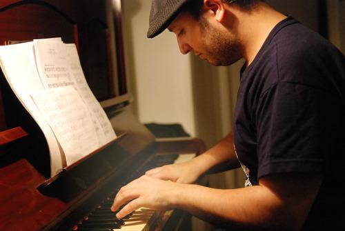 clases de piano, órgano, teclado / zona centro y online