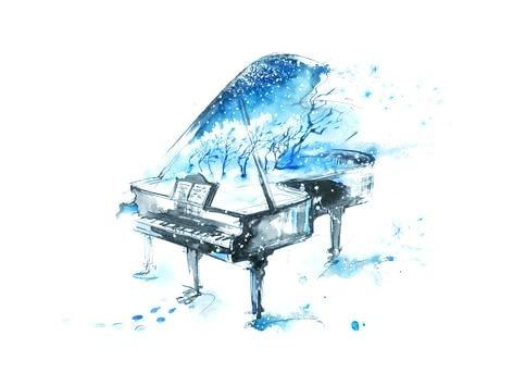 clases de piano por concertista para todas las edades!