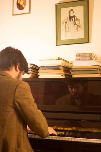 clases de piano / teclado - en caballito / a domicilio