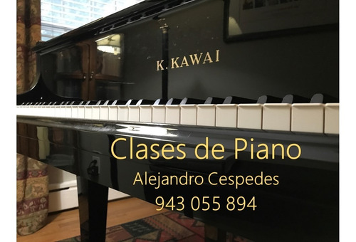 clases de piano via skype/zoom