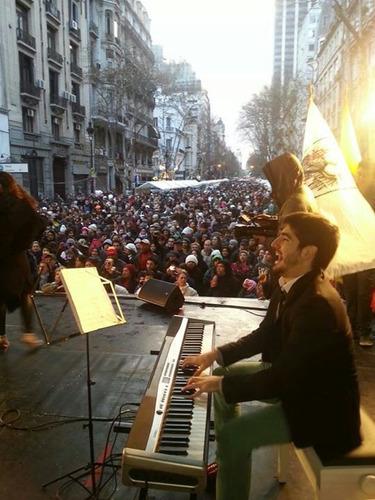 clases de piano y música - capital microcentro / balvanera