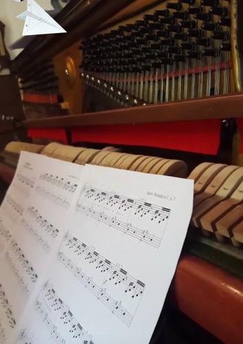 clases de piano y teclado - belgrano y olivos