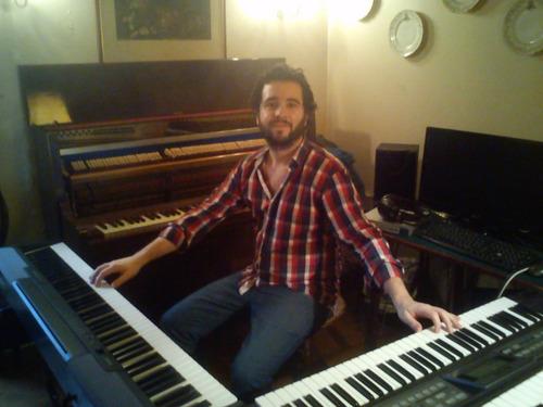 clases de piano y teclados en recoleta 12 años d experiencia
