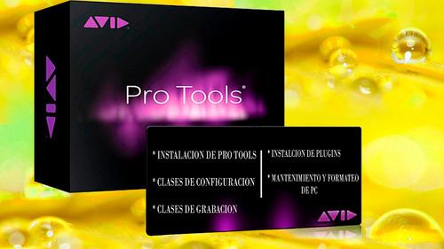 clases de pro  tools