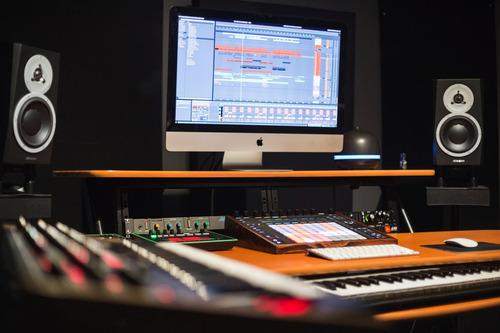 clases de producción musical. primera evaluación gratuita!