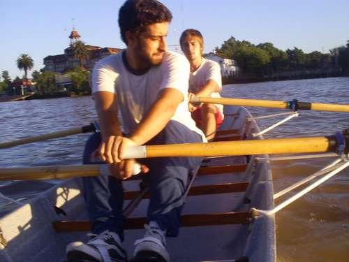 clases de remo y kayak en el tigre, paseos por el delta
