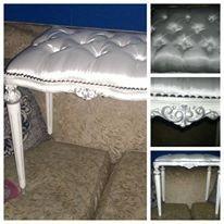 clases de restauracion de muebles y tapiceria