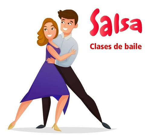clases de salsa (abono mensual)