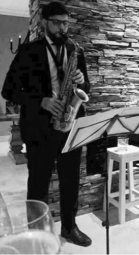 clases de saxo y clarinete vía zoom o skype.