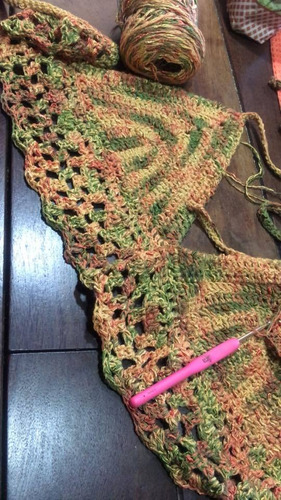clases de tejido crochet todos los niveles y zurdos