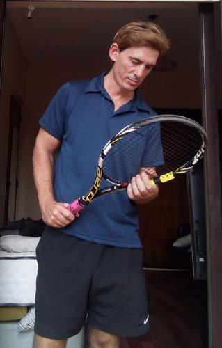 clases de tenis a domicilio en torres y edificios con cancha