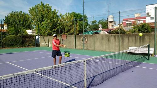 clases de tenis !!! adultos y niños castelar/ morón