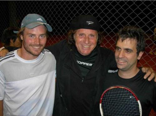 clases de tenis, caballito, pque. chacabuco, almagro, boedo