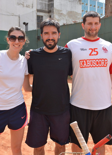 clases de tenis en caballito - mayores y niños