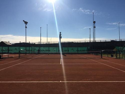 clases de tenis (prof. sudamericano tenis) palermo