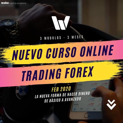 clases de trading en vivo
