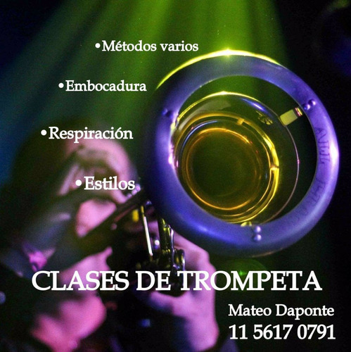 clases de trompeta zona norte