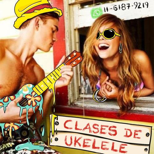 clases de ukelele online y a domicilio