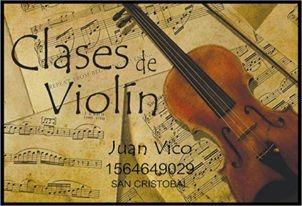 clases de violín- capital federal
