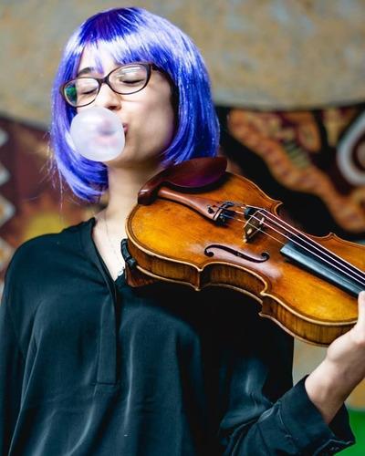 clases de violin virtuales !