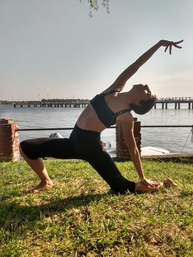 clases de yoga a domicilio morón y caba
