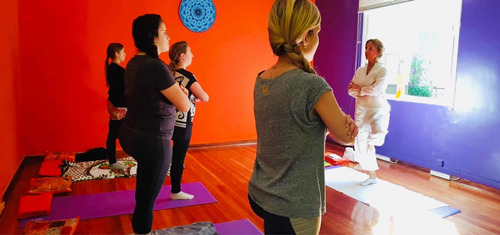 clases de yoga en microcentro galeria guemes