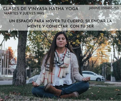 clases de yoga en pocitos, carrasco y zoom