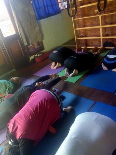 clases de yoga -  meditacion