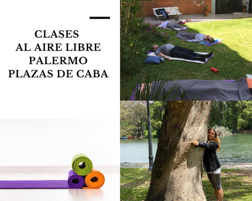 clases de yoga on line/presencial/ en empresas/particulares